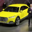 Audi bei der Volkswagen Group Night ? Peking Motor Show 2014