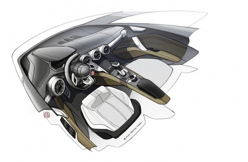 Audi TT Offroad Concept previews future Q4 'TT SUV' Image #242670