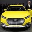 Audi bei der Volkswagen Group Night ? Peking Motor Show 2014