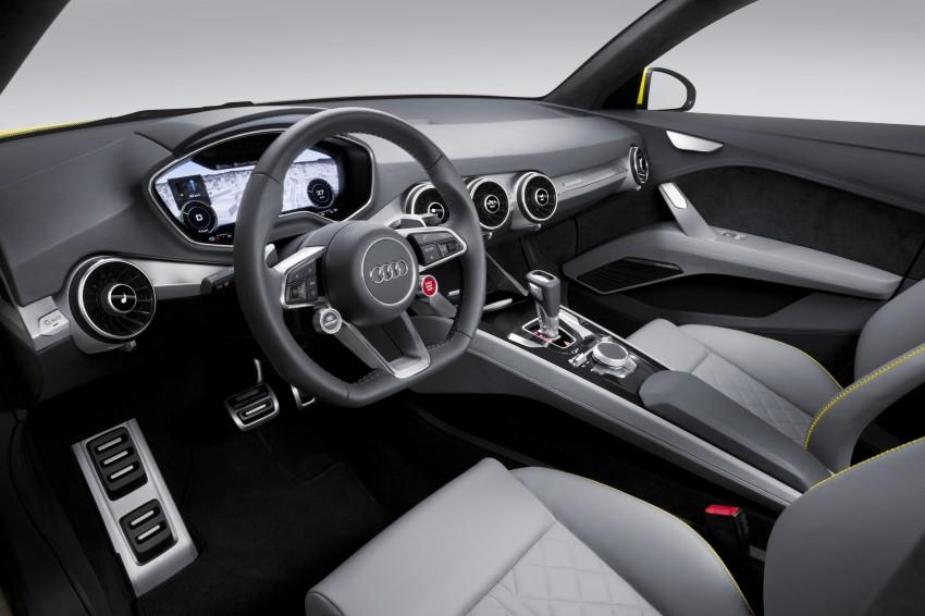 Audi TT Offroad Concept previews future Q4 'TT SUV' Image #242674