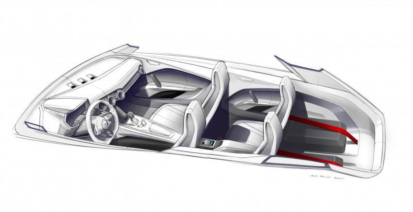 Audi TT Offroad Concept previews future Q4 'TT SUV' Image #242680