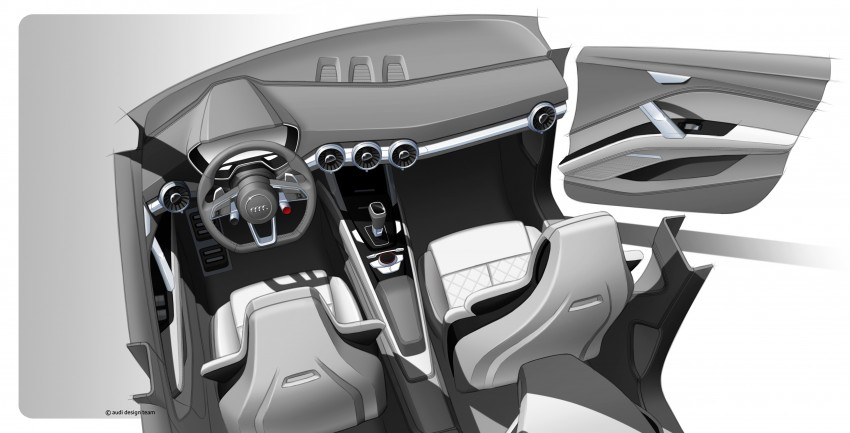 Audi TT Offroad Concept previews future Q4 'TT SUV' Image #242685