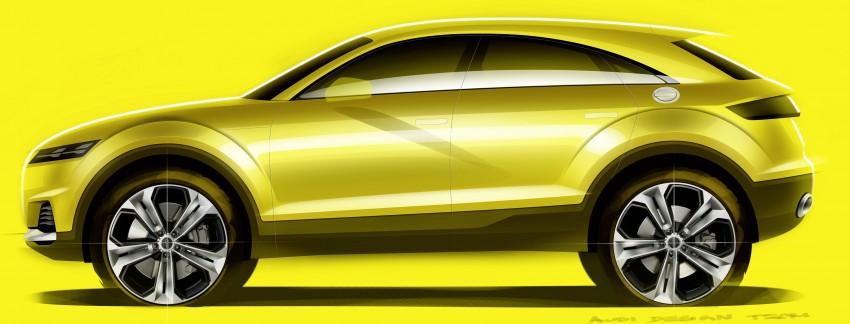 Audi TT Offroad Concept previews future Q4 'TT SUV' Image #242688