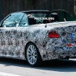 BMW 2 Series Cabrio Spy-05