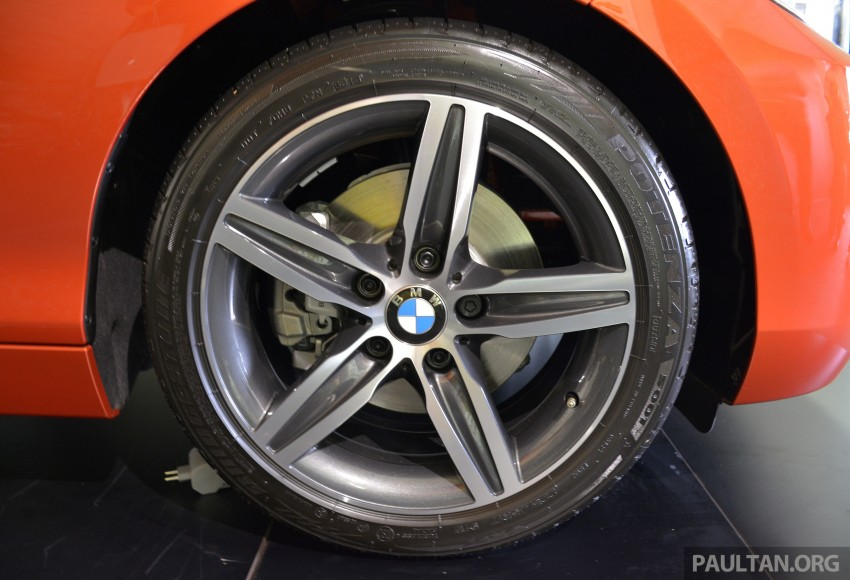 BMW 2 Series Coupe launched – 220i, from RM260k Image #241598