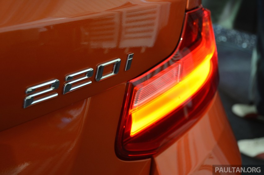 BMW 2 Series Coupe launched – 220i, from RM260k Image #241637