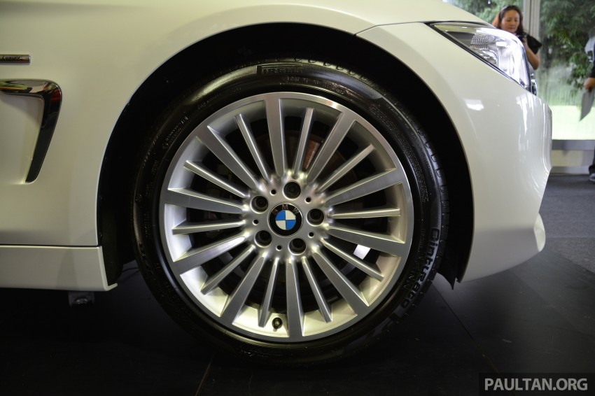 BMW 4 Series Convertible launched – 428i, RM429k Image #241654