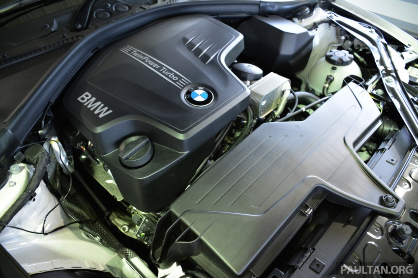 BMW 4 Series Convertible launched – 428i, RM429k Image #241655