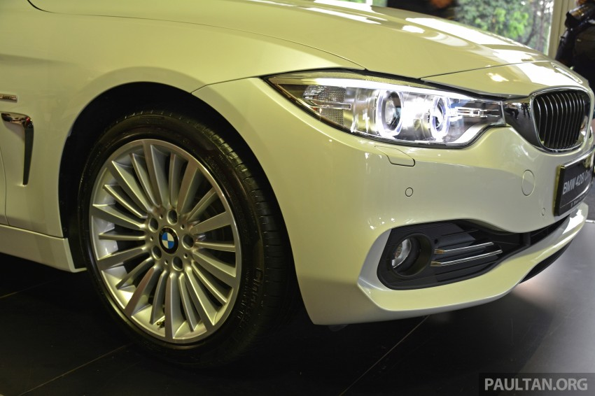 BMW 4 Series Convertible launched – 428i, RM429k Image #241610
