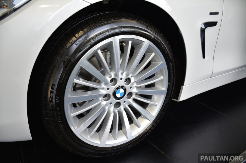 BMW 4 Series Convertible launched – 428i, RM429k Image #241615