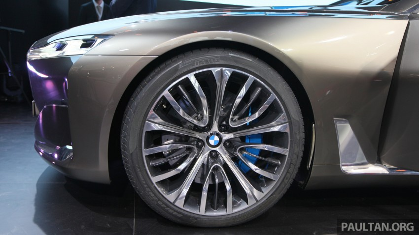 Beijing 2014: BMW Vision Future Luxury in the flesh Image #242928