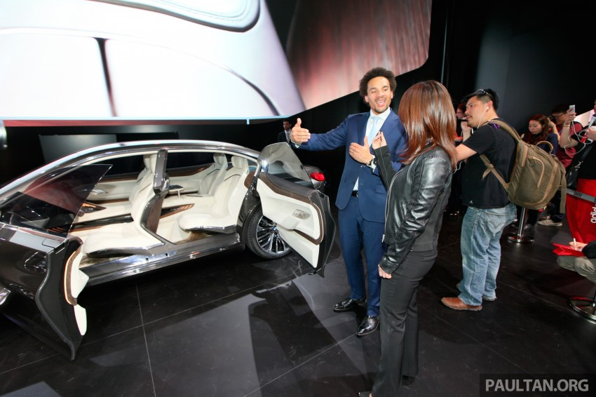 Beijing 2014: BMW Vision Future Luxury in the flesh Image #242934