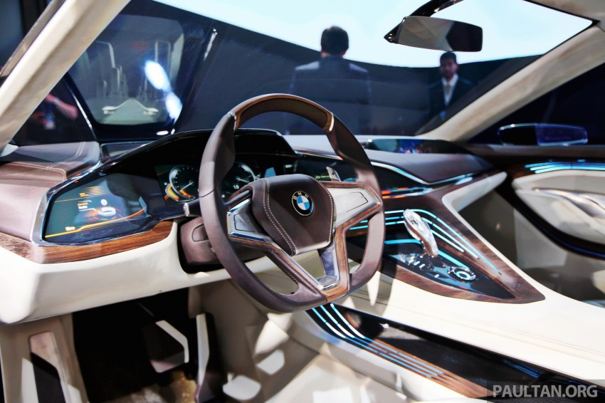 Beijing 2014: BMW Vision Future Luxury in the flesh Image #242935