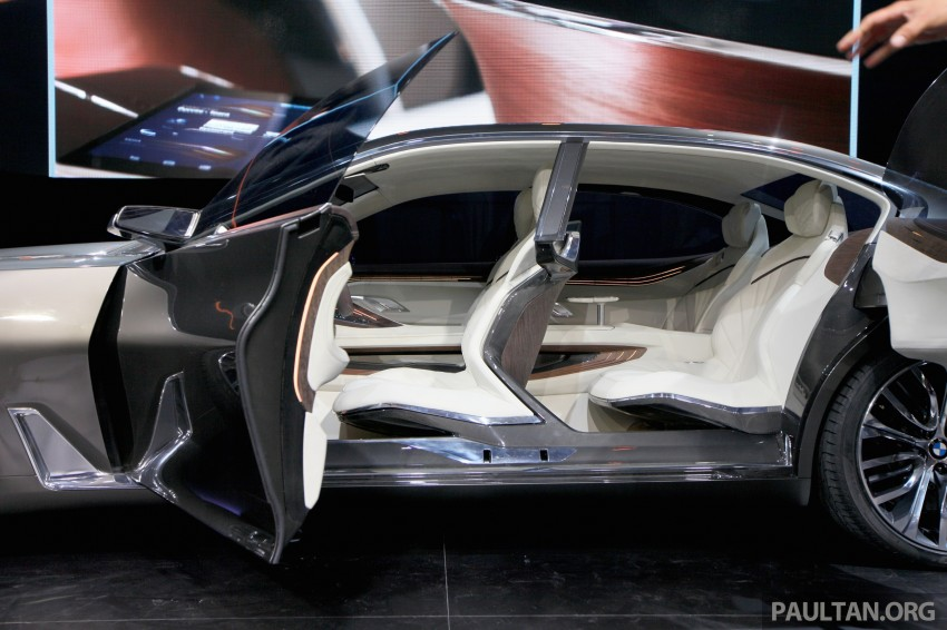Beijing 2014: BMW Vision Future Luxury in the flesh Image #242937