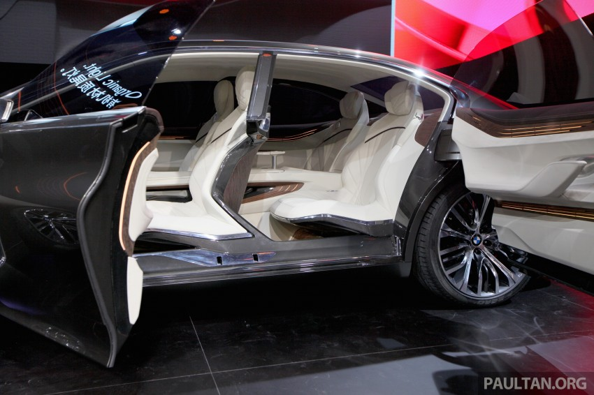 Beijing 2014: BMW Vision Future Luxury in the flesh Image #242938
