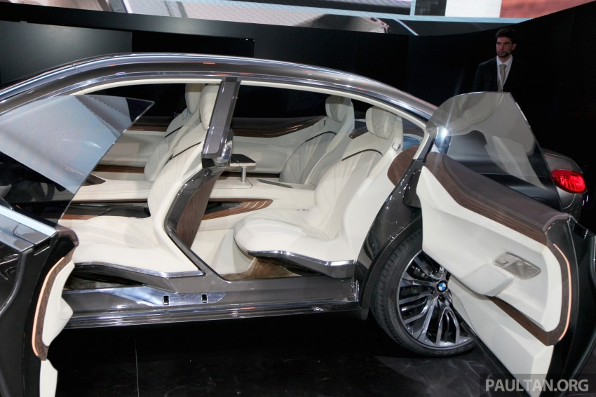 Beijing 2014: BMW Vision Future Luxury in the flesh Image #242940
