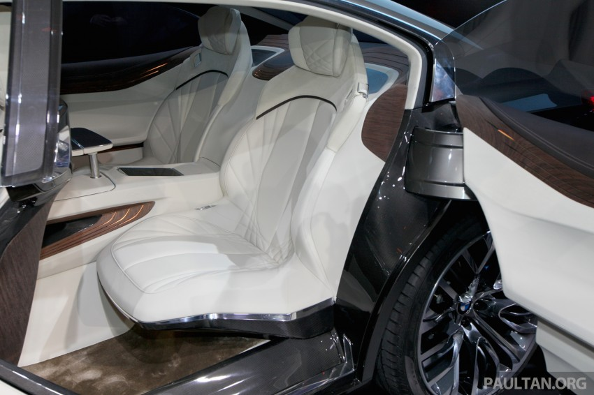 Beijing 2014: BMW Vision Future Luxury in the flesh Image #242941