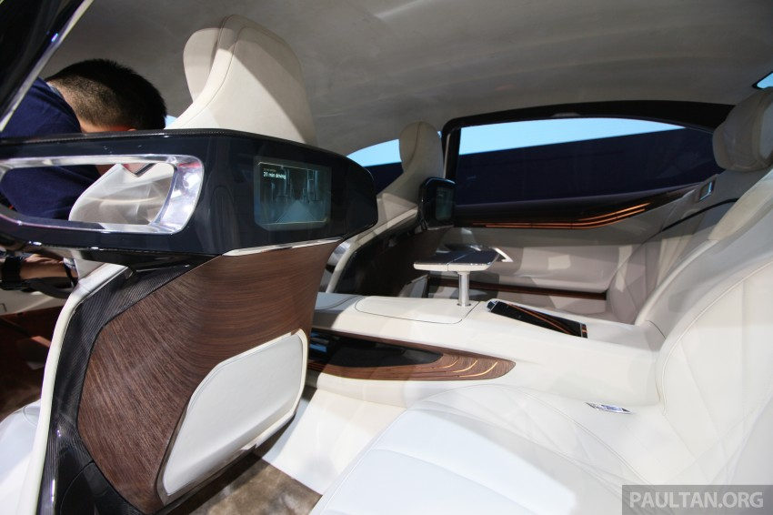 Beijing 2014: BMW Vision Future Luxury in the flesh Image #242943