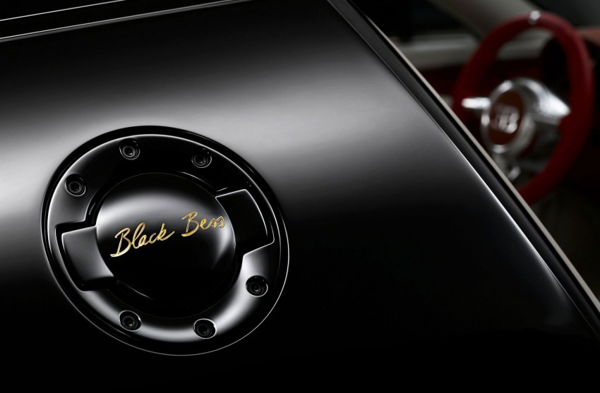 Bugatti Veyron Black Bess – fifth in the Legends series Image #243372