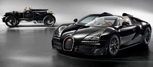 Bugatti Veyron Black Bess-10