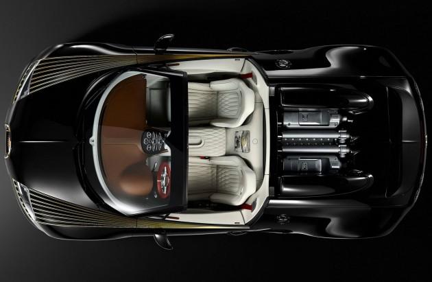 Bugatti Veyron Black Bess-13