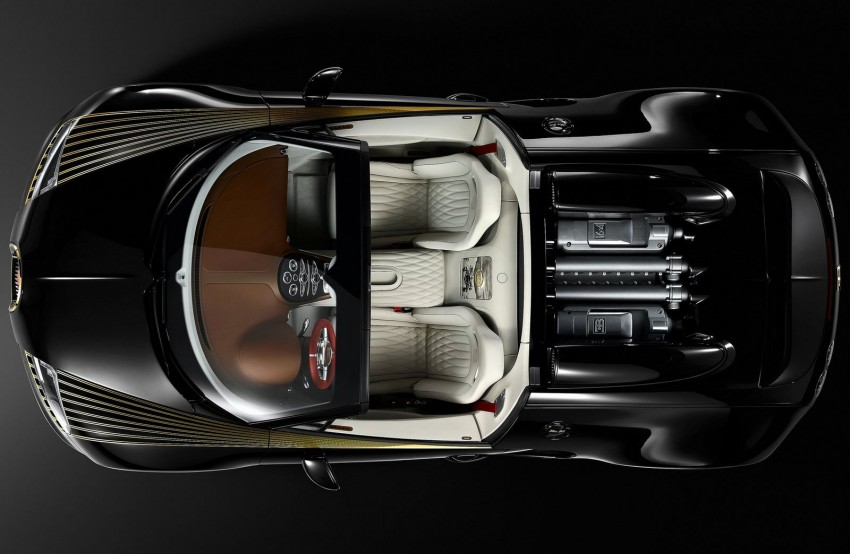 Bugatti Veyron Black Bess – fifth in the Legends series Image #243384