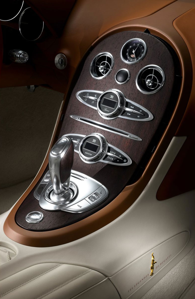 Bugatti Veyron Black Bess – fifth in the Legends series Image #243389