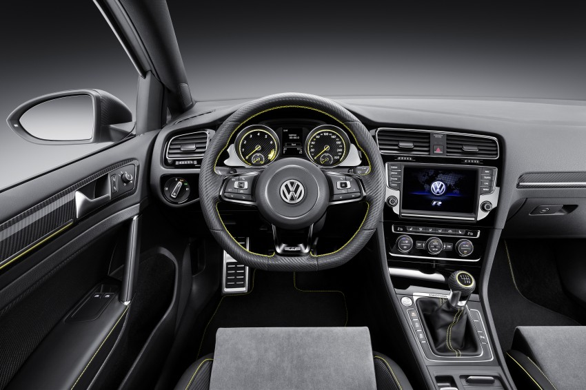Volkswagen Golf R 400 Concept premieres in China Image #242633