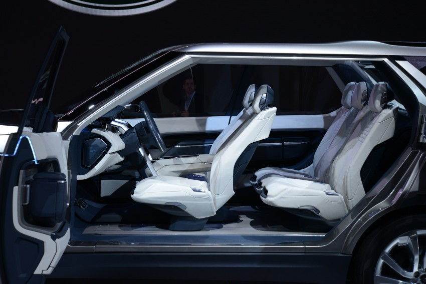 Land Rover Discovery Vision previews new family Image #243004
