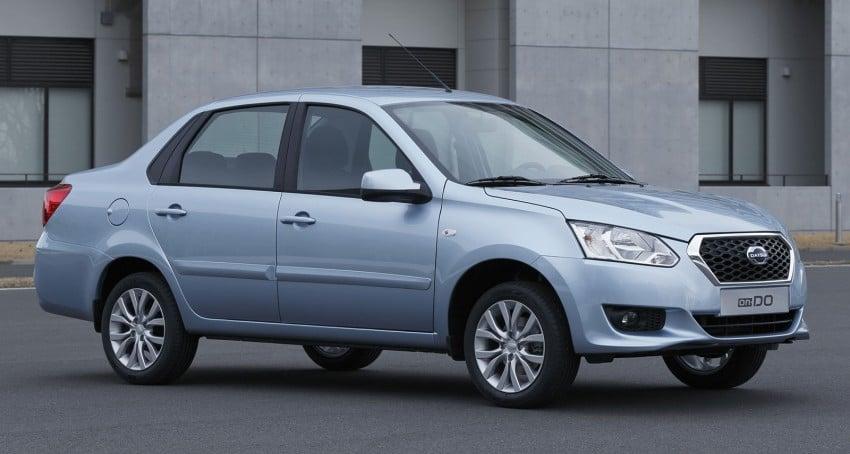 Datsun on-DO sedan – based on Lada, made in Russia Image #240058