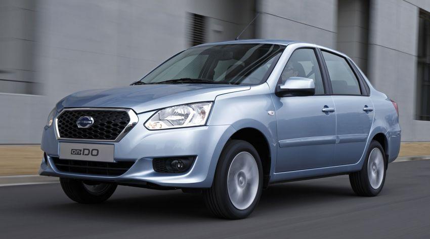 Datsun on-DO sedan – based on Lada, made in Russia Image #240060