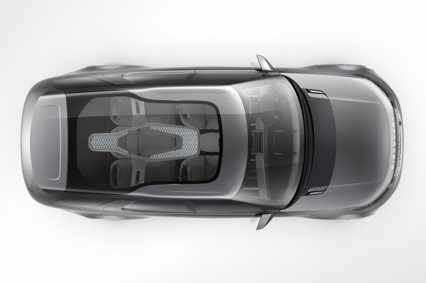 Land Rover Discovery Vision previews new family Image #241130