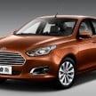 Ford Escort China-13