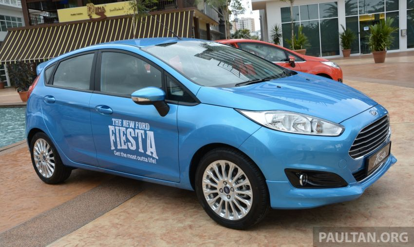 Ford Fiesta: low monthly installment promo till Apr 30 Image #240437