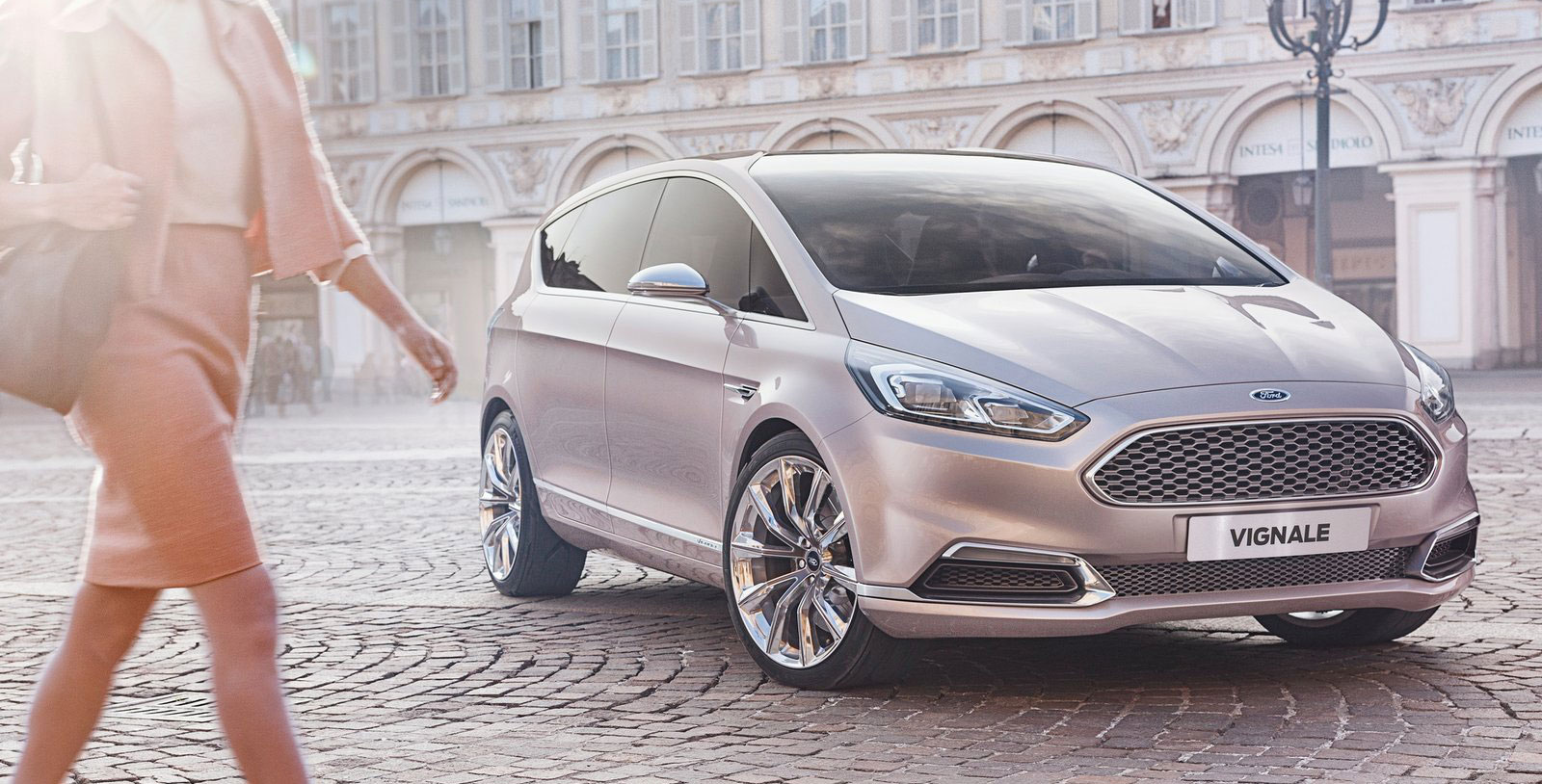 ford s max vignale concept second in the luxury line. Black Bedroom Furniture Sets. Home Design Ideas