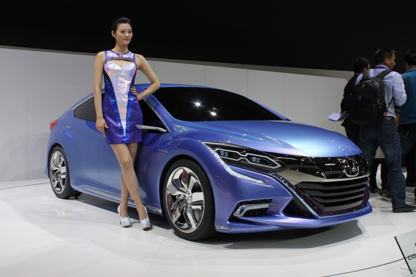 Beijing 2014: Honda Concept B – destined for China Image #242957