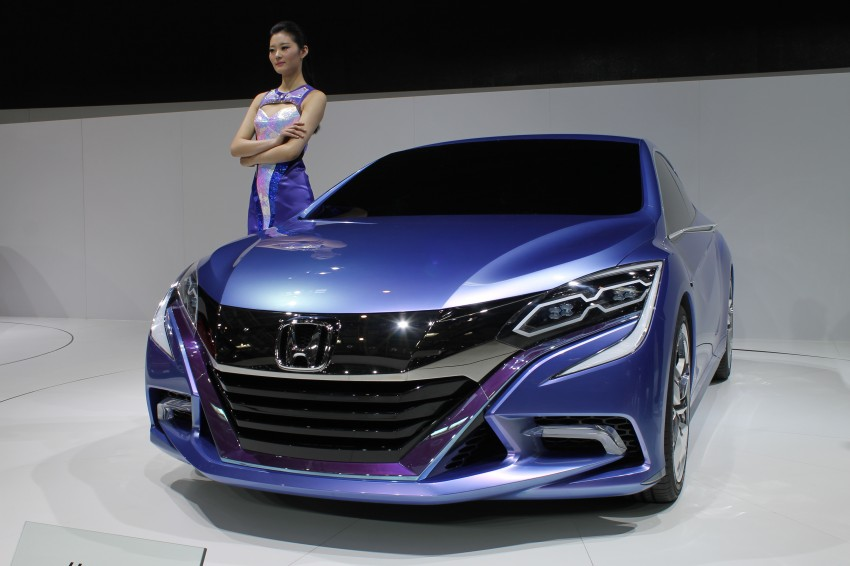 Beijing 2014: Honda Concept B – destined for China Image #242958
