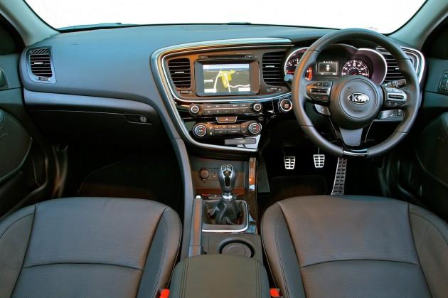 Kia Optima Facelift Euro-08