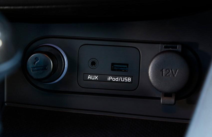 Kia Optima facelift – sole 1.7L U2 diesel choice for UK Image #239634