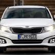 Kia Optima Facelift Euro-18