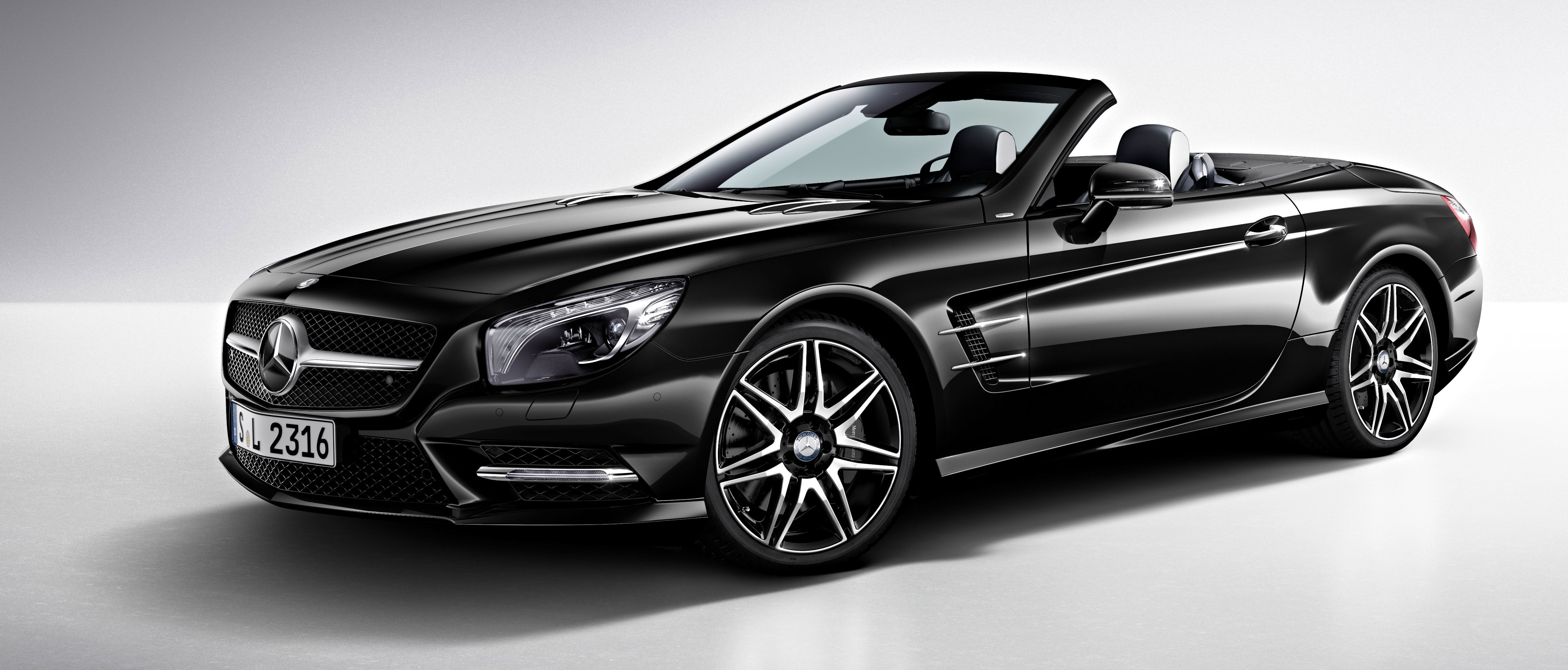 mercedes benz sl 400 replaces sl 350 with turbo v6. Black Bedroom Furniture Sets. Home Design Ideas