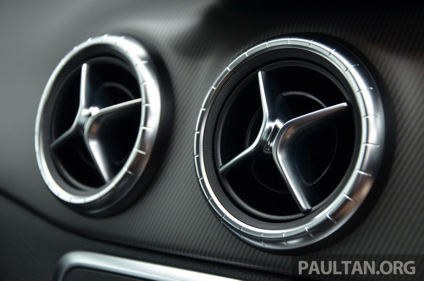 DRIVEN: Mercedes-Benz CLA 200 – of flash and flaws Image #244345