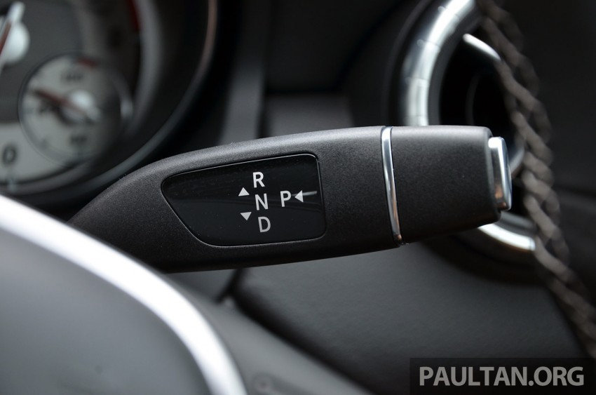 DRIVEN: Mercedes-Benz CLA 200 – of flash and flaws Image #244347