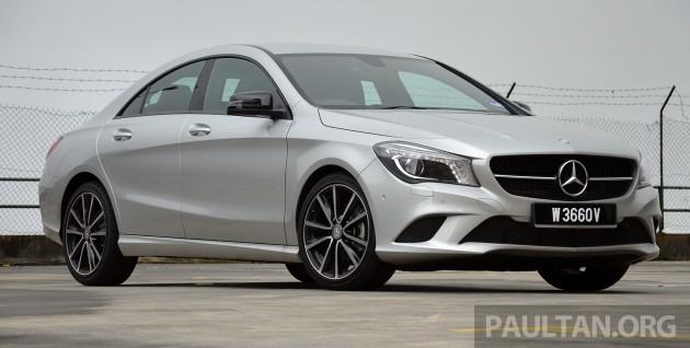 Mercedes CLA 200 Review- 15