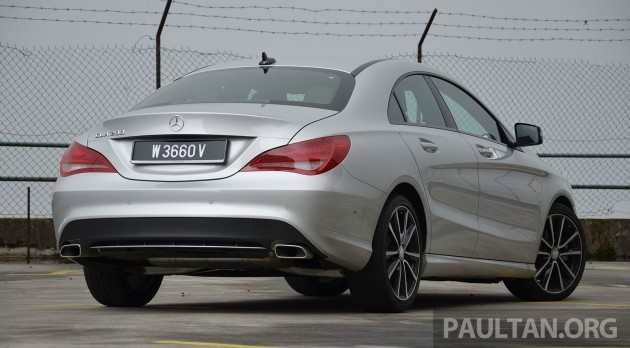 Mercedes CLA 200 Review- 20