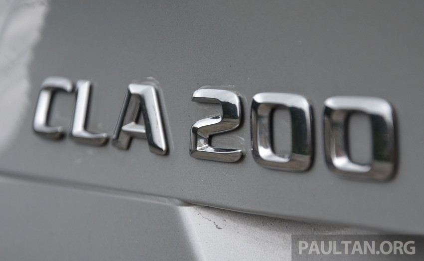 DRIVEN: Mercedes-Benz CLA 200 – of flash and flaws Image #244356
