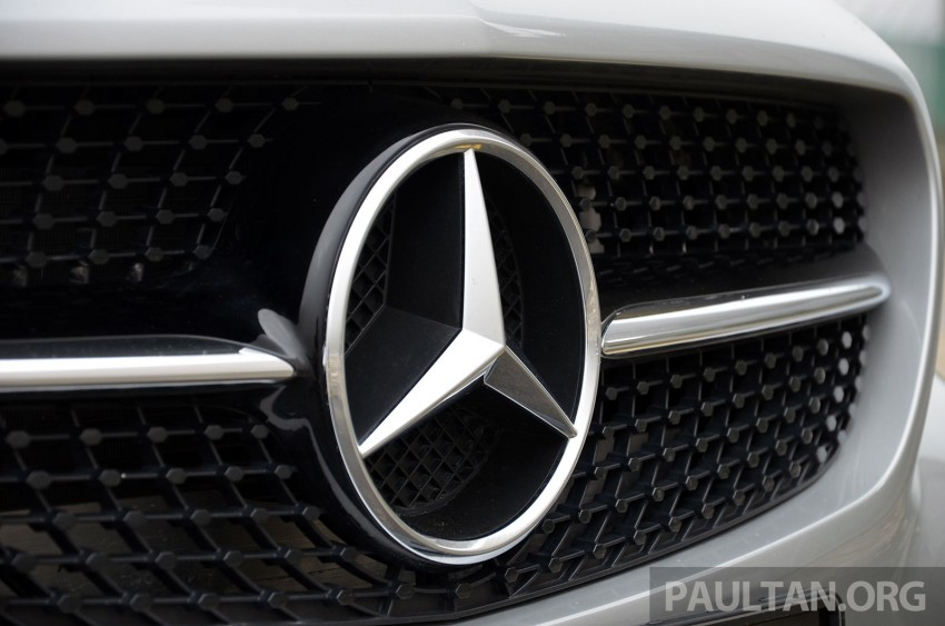 DRIVEN: Mercedes-Benz CLA 200 – of flash and flaws Image #244336