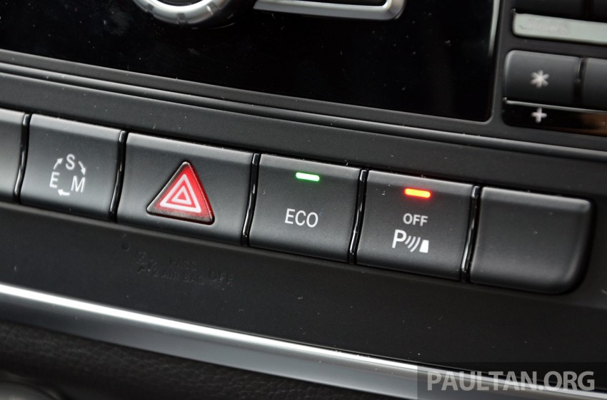 DRIVEN: Mercedes-Benz CLA 200 – of flash and flaws Image #244365
