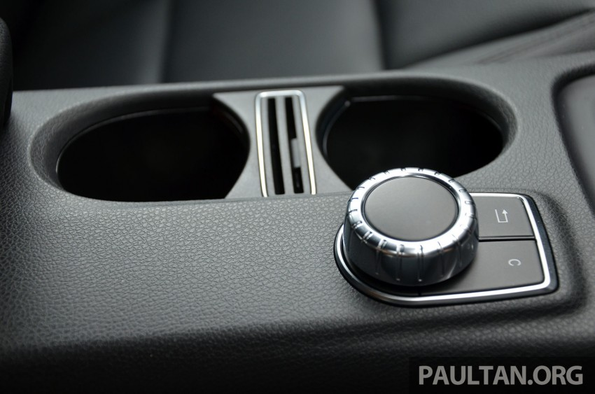 DRIVEN: Mercedes-Benz CLA 200 – of flash and flaws Image #244366