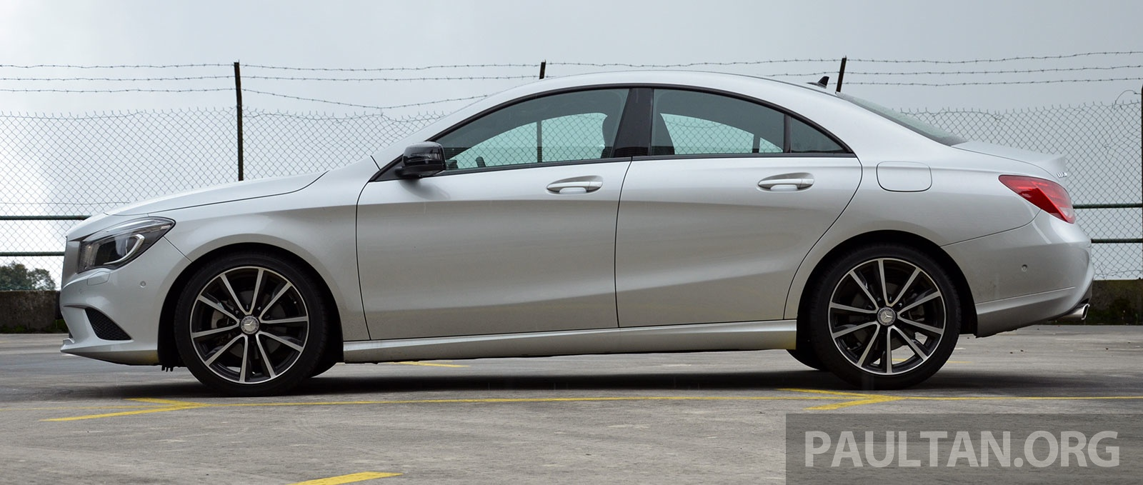 Mercedes Benz Cla >> DRIVEN: Mercedes-Benz CLA 200 – of flash and flaws Image 244367